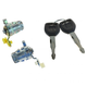 1ADLC00004-Honda Door Lock Cylinder Front