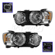 1ALHP01167-Chevy Sonic Headlight Pair