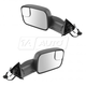 1AMRP01354-1994-97 Dodge Mirror Pair