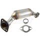 1ACCD00315-Cadillac CTS Catalytic Converter
