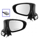 1AMRP01425-Lexus Mirror Pair