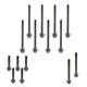 FPEMX00013-Cylinder Head Bolt Kit  FEL-PRO ES72173