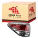 1ALTL01913-2013-15 Lexus RX350 RX450h Tail Light
