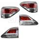 1ALTP00971-2013-15 Lexus RX350 RX450h Tail Light