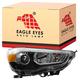 1ALHL02312-2011-17 Mitsubishi Outlander Sport Headlight