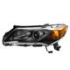 1ALHL02315-2013-15 Acura ILX Headlight