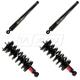 MNSSP00906-2004-14 Nissan Titan Shock & Strut Kit  Monroe Reflex 171358  37251