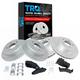 1APBS00289-Brake Kit  Nakamoto MD652  MD667  54032-DSZ  54035-DSZ