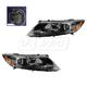 1ALHP01170-Kia Optima Headlight Pair