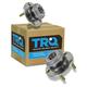 1ASHS00850-Hyundai Tiburon Wheel Bearing & Hub Assembly Pair