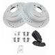 1APBS00281-Brake Kit Rear  Nakamoto MD1004A  31043-DSZ