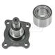 1ASHS00852-Ford Focus Wheel Bearing & Hub Kit Rear