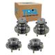 1ASHS00854-Wheel Bearing & Hub Assembly