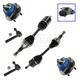 1AAHK00009-Steering & Suspension Kit
