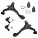 1ASFK02090-2001-05 Honda Civic Steering & Suspension Kit