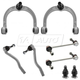 1ASFK02098-Mercedes Benz Steering & Suspension Kit