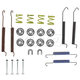 1ABRX00028-2003-08 Toyota Corolla Drum Brake Hardware Kit Rear