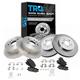 1ABFS01868-Lexus RX330 RX350 RX400h Brake Kit  Nakamoto CD996  CD1005  42431-48041  31392