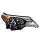 1ALHL02340-2013-15 Toyota Rav4 Headlight