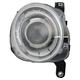 1ALHL02341-2012-17 Fiat 500 Headlight