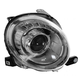 1ALHL02342-2012-17 Fiat 500 Headlight