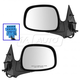 1AMRP01453-2002-07 Buick Rendezvous Mirror Pair