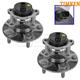 TKSHS00776-Lexus Wheel Bearing & Hub Assembly Pair
