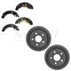 1ABDS00298-Brake Kit Rear