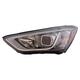 1ALHL02335-2013-16 Hyundai Santa Fe Headlight