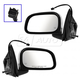 1AMRP01465-2007-09 Chrysler Aspen Mirror Pair