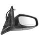 1AMRE03064-Infiniti G37 Q60 Mirror Passenger Side
