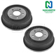 1ABDS00306-Brake Drum Rear Pair