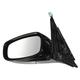 1AMRE03067-Infiniti G25 G37 Mirror Driver Side