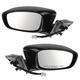 1AMRP01471-Infiniti G25 G37 Mirror Pair