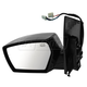 1AMRE03121-2006-07 Nissan Quest Mirror Driver Side