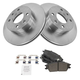 1ABFS01889-2003-05 Hyundai Accent Brake Kit