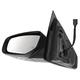 1AMRE03031-2013-15 Dodge Dart Mirror Driver Side
