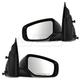 1AMRP01497-2013-16 Dodge Dart Mirror Pair