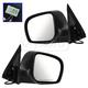 1AMRP01503-2011-13 Subaru Forester Mirror Pair