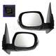 1AMRP01505-2010 Kia Forte Mirror Pair