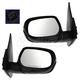 1AMRP01506-2011-13 Kia Forte Mirror Pair