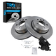 1ABFS01896-2004-10 BMW X3 Brake Kit Rear  Nakamoto MD683  34286