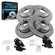 1ABFS01898-2004-10 BMW X3 Brake Kit  Nakamoto MD683  MD946  34284  34286