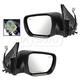 1AMRP01513-2006-14 Suzuki Grand Vitara Mirror Pair