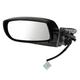 1AMRE03187-2010-16 Hyundai Genesis Mirror Driver Side