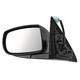 1AMRE03191-2010-16 Hyundai Genesis Mirror Driver Side
