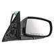 1AMRE03192-2010-16 Hyundai Genesis Mirror