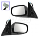 1AMRP01521-2010-16 Hyundai Genesis Mirror Pair