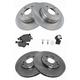 1ABFS01905-Mercedes Benz CLK320 CLK430 Brake Kit
