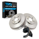 1ABDS00310-Subaru Brake Kit Rear
